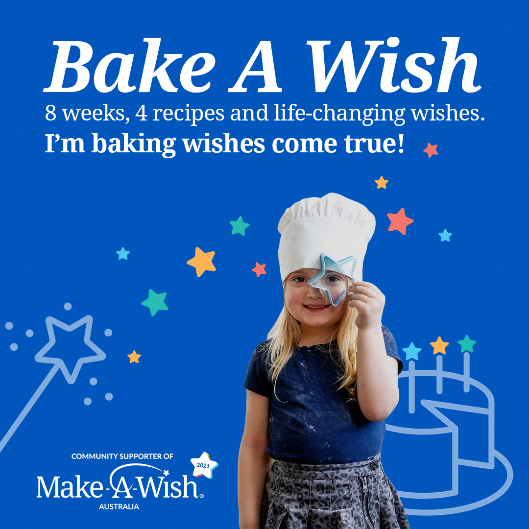 Bake A Wish Social Pic